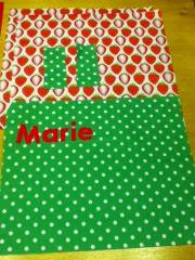 Turnzak voor Marie