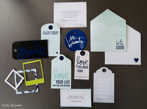 Enjoy Life Kit (Heidi Swapp)