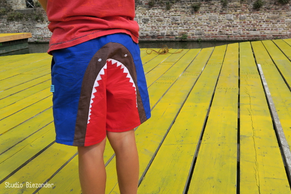 Ottobre short haai