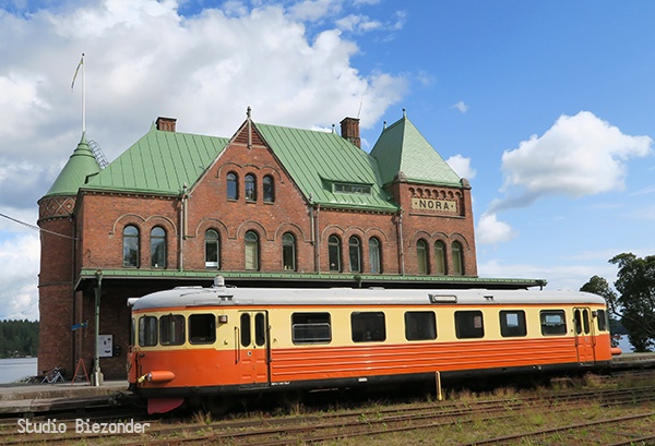 Nora station