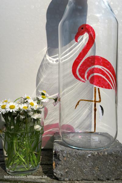 flamingo porseleinstift